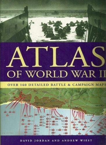 Atlas of World War II: David Jordan and