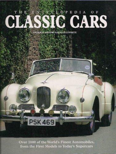 9781905704422: Encyclopedia of Classic Cars