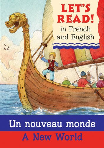 A New World: Un Nouveau Monde (English and French Edition) (1905710968) by Stephen Rabley