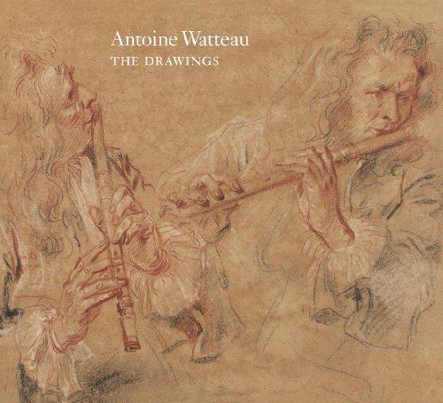 Watteau The Drawings: Rosenberg, Pierre