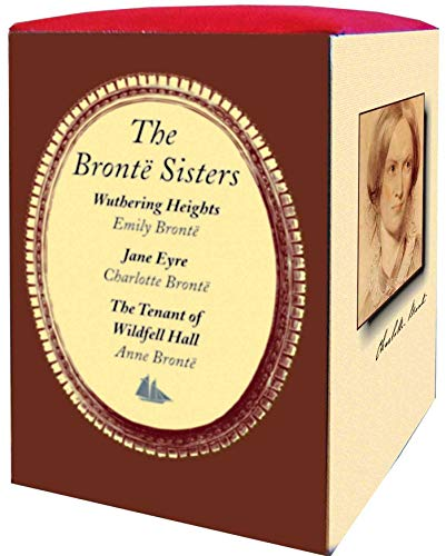 9781905716371: Bronte Sisters' 3-book Boxed Set: Containing: Charlotte Bronte's Jane Eyre, Emily Bronte's Wuthering Heights and Anne Bronte's The Tenant of Wildfell Hall (Collector's Library Cases)