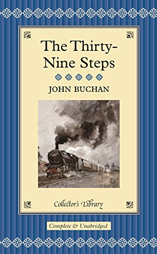 9781905716449: The Thirty-nine Steps (Collector's Library)