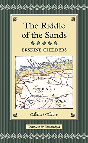 9781905716456: The Riddle of the Sands (Collector's Library)
