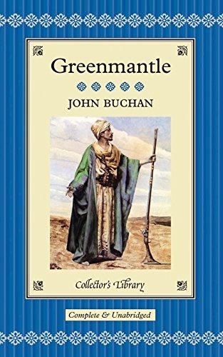 Greenmantle, Collector's Library: Buchan, John