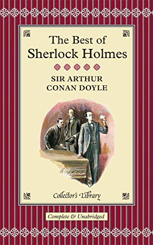 9781905716555: The Best of Sherlock Holmes (Collector's Library)