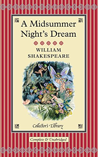 9781905716784: Midsummer Night's Dream (Collector's Library)