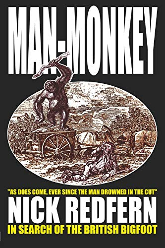 9781905723164: MAN-MONKEY - In Search of the British Bigfoot