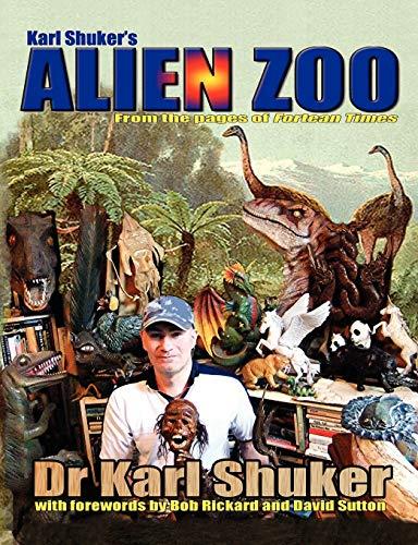 9781905723621: Karl Shuker's Alien Zoo