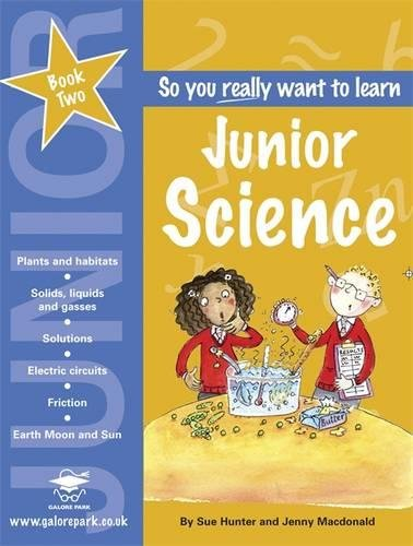 Junior Science: Book 2 (1905735197) by Hunter, Sue; Macdonald, Jenny