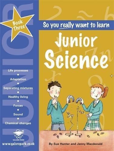 Junior Science Book 3 (1905735324) by Hunter, Sue