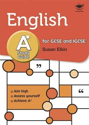 9781905735426: English A* Study Guide Study and Revision Guide for GCSE and IGCSE