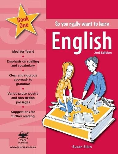 9781905735518: So You Really Want to Learn English Book 1: Book 1