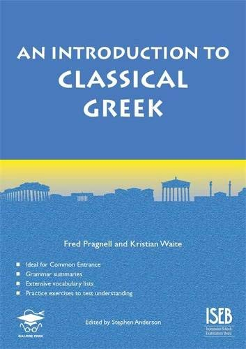 9781905735884: An Introduction to Classical Greek