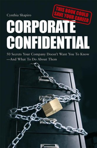 9781905736379: Corporate Confidential