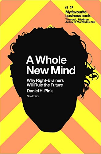 9781905736546 A Whole New Mind Why Right Brainers Will Rule The