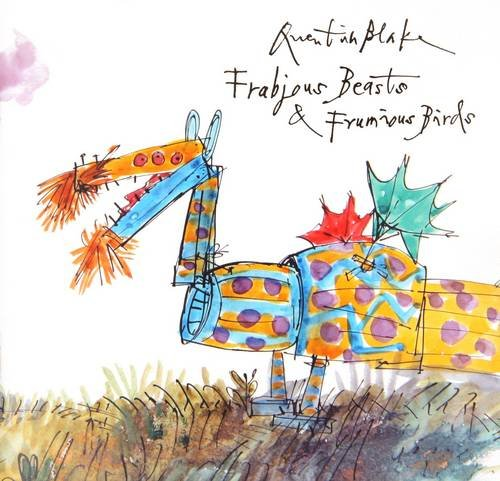 9781905738304: Quentin Blake's Fabjous Beasts & Frumious Birds
