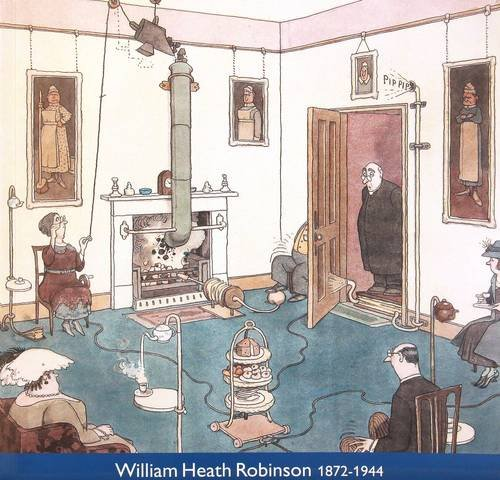 9781905738342: William Heath Robinson 1872-1944