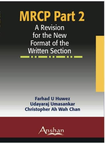 9781905740604: MRCP Part 2: A Revision for the New Format of the Written Section