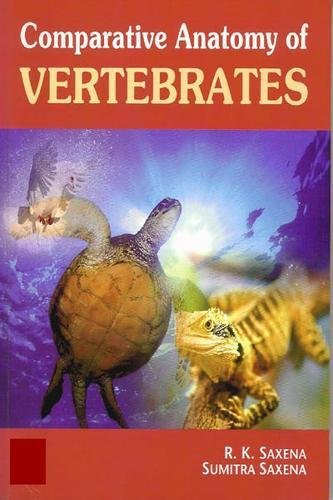 9781905740994: Comparative Anatomy of Vertebrates