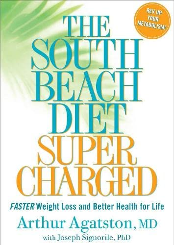 9781905744275: The South Beach Diet Supercharged: Faster Weight Loss and Better Health For Life