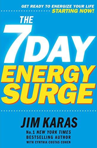 9781905744411: 7-day Energy Surge
