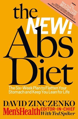 9781905744596: The New Abs Diet: The 6-week Plan to Flatten Your Stomach and Keep You Lean for Life