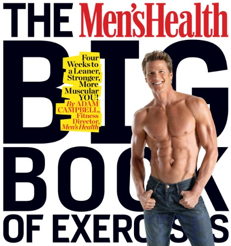 9781905744695: The Men's Health Big Book of Exercises