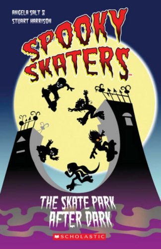 9781905775149: Spooky Skaters plus Audio CD (Scholastic Readers)