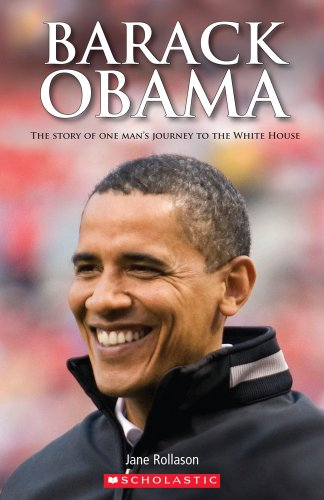 Barack Obama (Paperback): Jane Rollason
