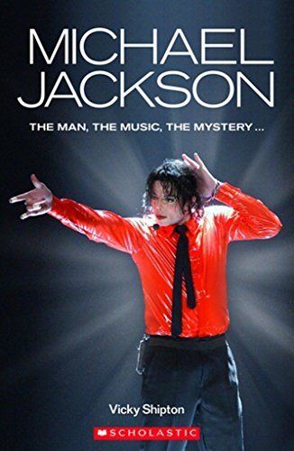 9781905775835: Michael Jackson Biography. The Man, The Music, The Mystery (Libro+CD). Level 3 (Scholastic Readers)