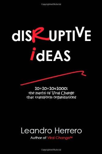 9781905776047: Disruptive Ideas