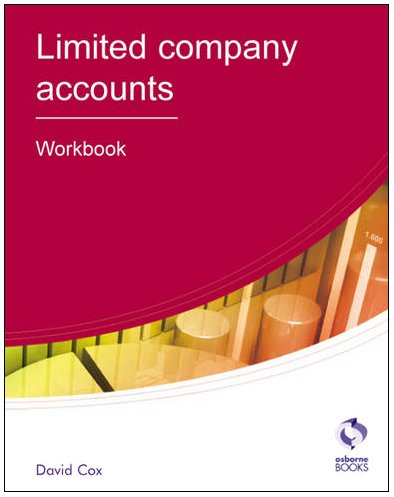 9781905777501: Limited Company Accounts: Workbook (AAT Accounting - Level 4 Diploma in Accounting)