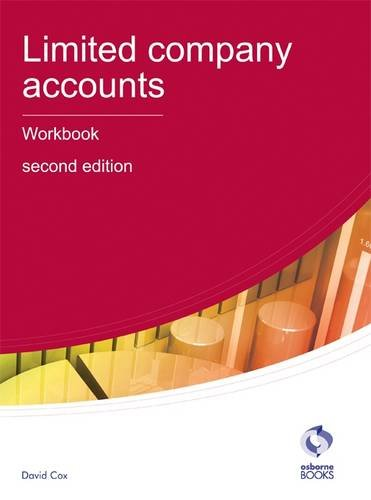 9781905777822: Limited Company Accounts Workbook (AAT Accounting - Level 4 Diploma in Accounting)