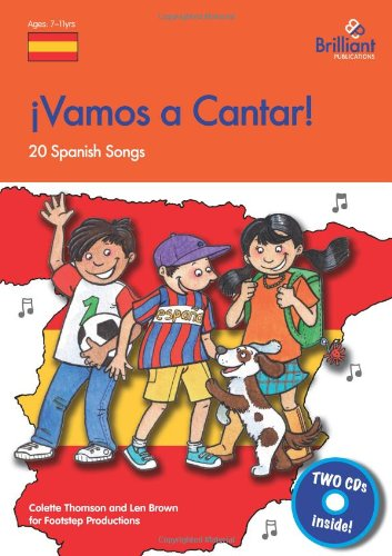 9781905780136: Vamos a Cantar!: 20 Spanish Songs