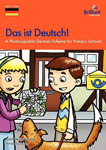 Das Ist Deutsch - A Photocopiable German Scheme for Primary Schools (German Edition): Williams, ...