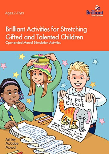 9781905780174: Brilliant Activities for Stretching Gifted and Talented Children