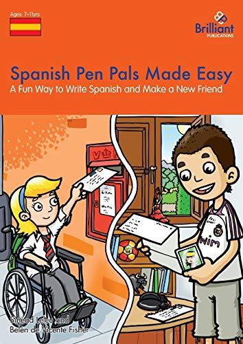 Spanish Pen Pals Made Easy - A Fun Way to Write Spanish and Make a New Friend: Leleu, Sinad; De ...