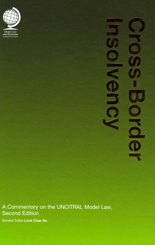 9781905783243: Cross-Border Insolvency: A Commentary on the UNCITRAL Model Law (Second Edition)