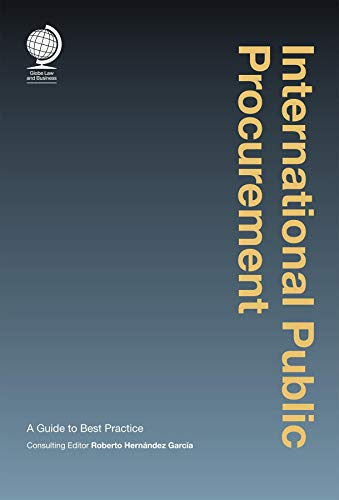 9781905783281: International Public Procurement: A Guide to Best Practice