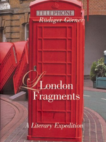 9781905791095: London Fragments: A Literary Expedition (Armchair Traveller)