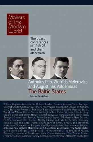 Piip, Meierovics and Voldemaras (Hardback): Charlotte Alston