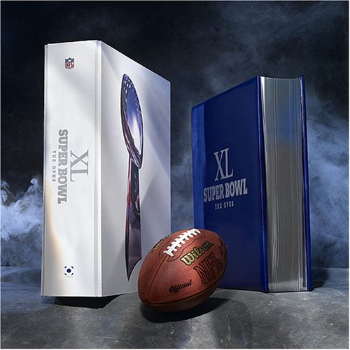 Super Bowl XL Opus Limited Edition (1905794010) by Dave Anderson; Red Smith; Roy Blount Jr.