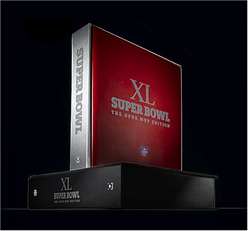 9781905794027: Super Bowl XL Opus MVP Edition