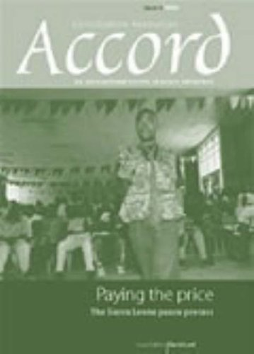 9781905805099: Paying the Price: The Sierra Leone Peace Process (Accord)