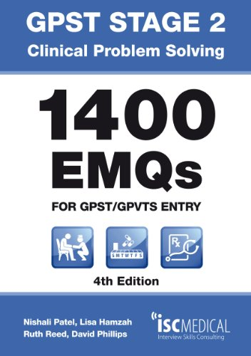 9781905812219: Gpst Stage 2 - Clinical Problem Solving - 1400 Emqs for Gpst