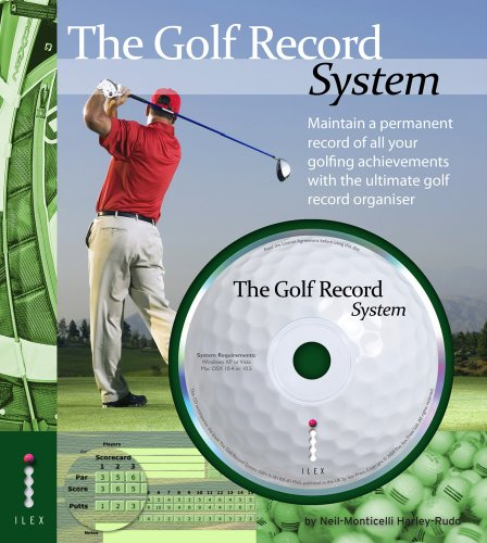 The Golf Record System.: Neil Monticelli Harley-Rudd