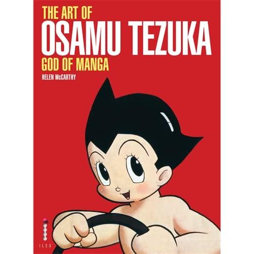 9781905814664: The Art of Osamu Tezuka: God of Manga