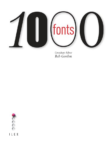 9781905814688: 1000 Fonts