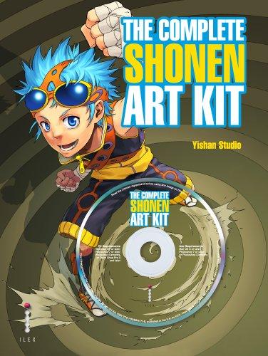 9781905814718: The Complete Shonen Art Kit
