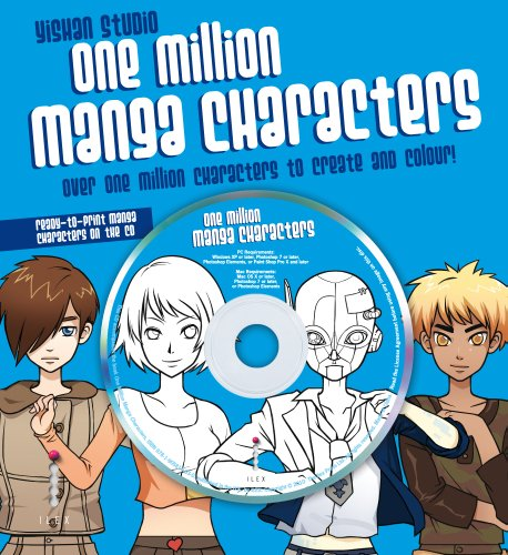 One Million Manga Figures : Over One: Li